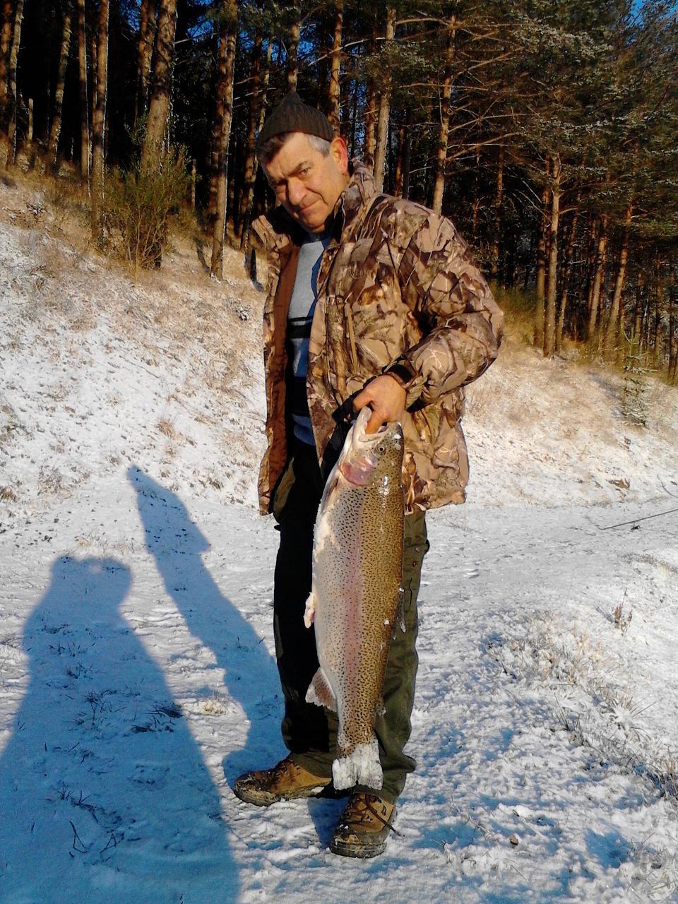 Trota Salmonata 7,2kg - 78cm